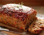 Lamb/Bison/Turkey Meatloaf