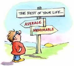 average memorable