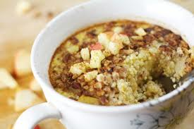baked quinoa with apples