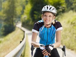 cyclying for health